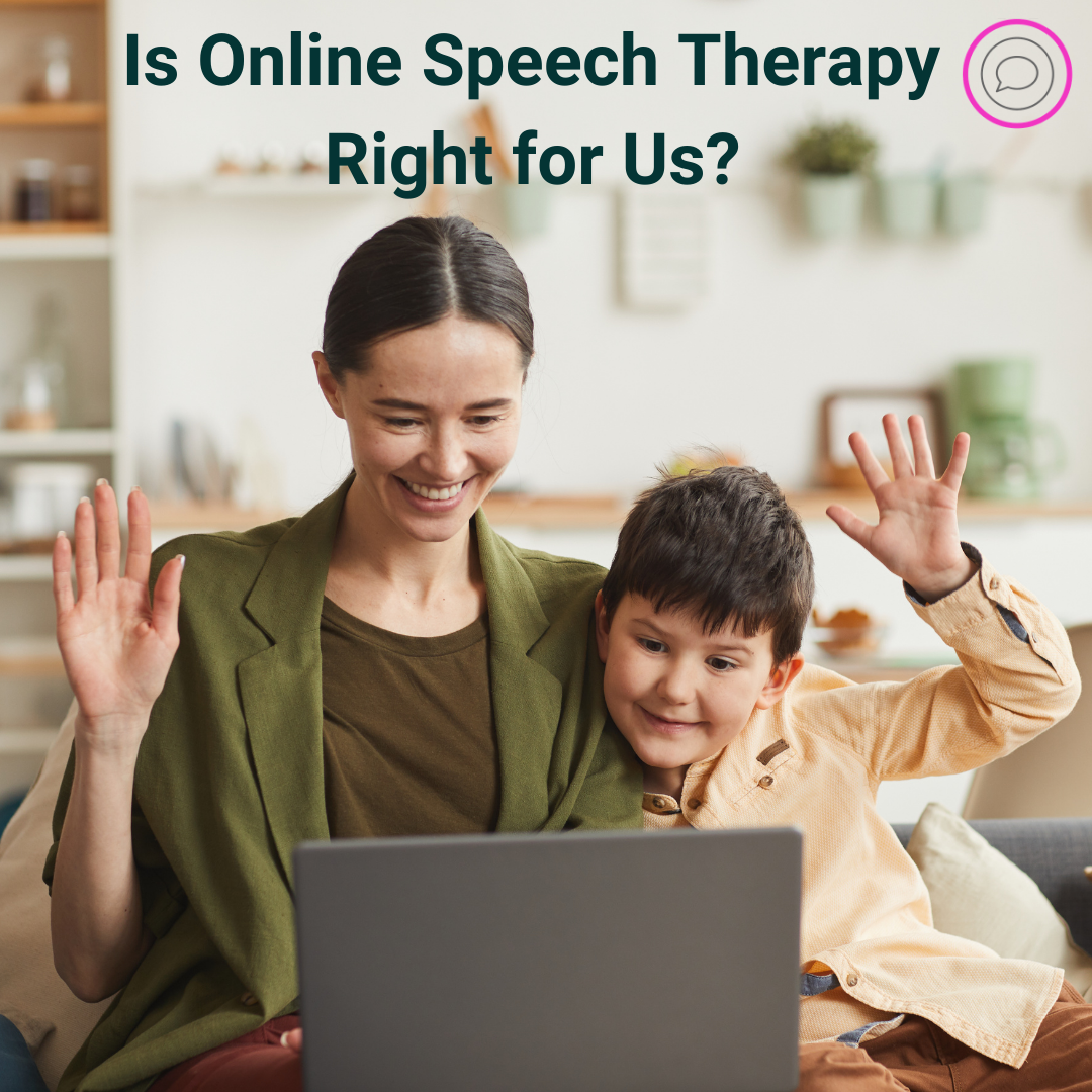 Is Online Speech Therapy an Effective Option?